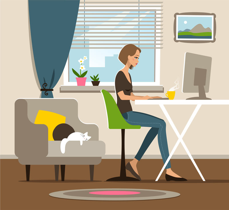 Tax Tips For Employees Who Work From Home During COVID-19